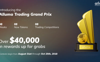 Alluma Cryptocurrency Exchange Launches 8 Week Crypto Trading Competition
