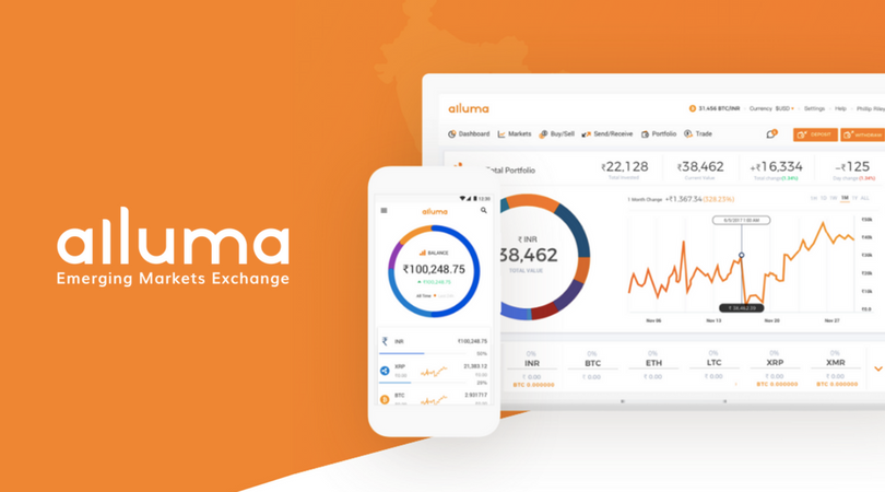 alluma cryptocurrency exchange | alluma bitcoin exchnage in india