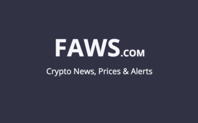 FAWS- Cryptocurrency News and Price Aggregator