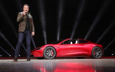 Elon Musk Could Probably Use Cryptocurrencies to Take Tesla Private