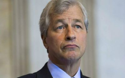Jamie Dimon, CEO JPMorgan, Bashes Bitcoin Again By Calling Cryptocurrency a 'Scam'