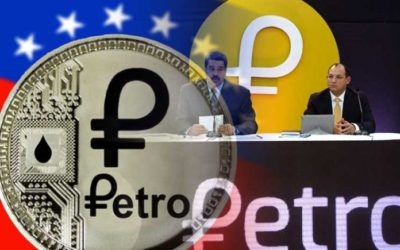 Maduro Government Orders Venezuela's Banks to Adopt Petro Cryptocurrency