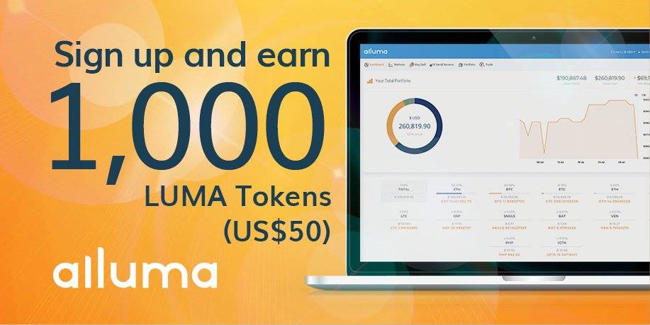 alluma cryptocurrency exchange in india| alluma bitcoin exchange in india |luma tokens | alluma bounty programme | alluma tokens