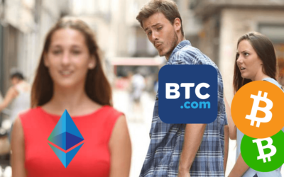 BTC.com, The Bitcoin Mining Giant To Launch An Ethereum Mining Pool