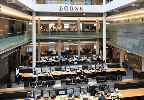 Germany's Major Stock Exchange Announces Cryptocurrency Infrastructure