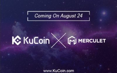 KuCoin Cryptocurrency Exchange Lists Merculet (MVP) Cryptocurrency
