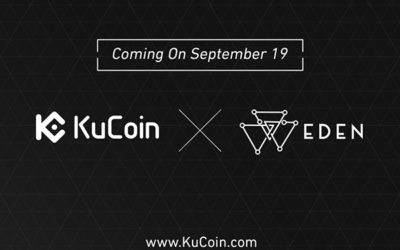 KuCoin Cryptocurrency Exchange Lists EdenChain (EDN) Cryptocurrency