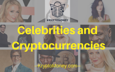 List Of Celebrities Into Cryptocurrencies | Bitcoin and Celebrities