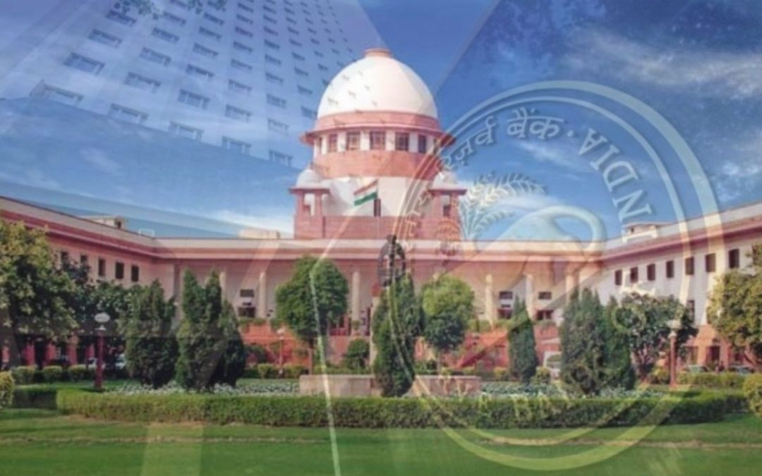 RBI Cryptocurrency Court Case (13/09/2018): Supreme Court Further Adjourns The Case To Next Week