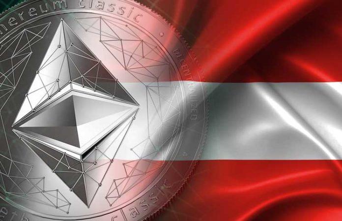 Austrian Government Employs Ethereum to Notarize $1.3 Billion Bond Auction