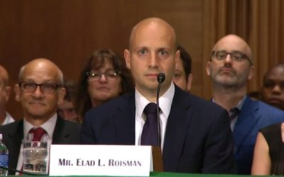 Elad Roisman, A Pro-Crypto Confirmed By US Senate As SEC Commissioner