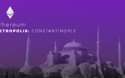 Ethereum's Constantinople Hard Fork to Activate on Testnet in October