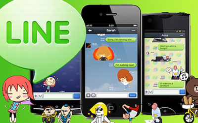 """LINE Messenger App To Launch It's Own Cryptocurrency """"LINK"""""""