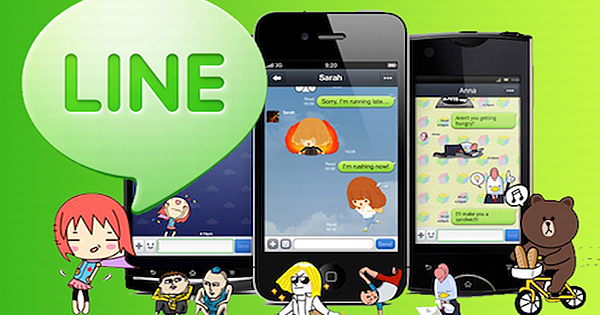 Line messenger App | Link | Cryptocurrency