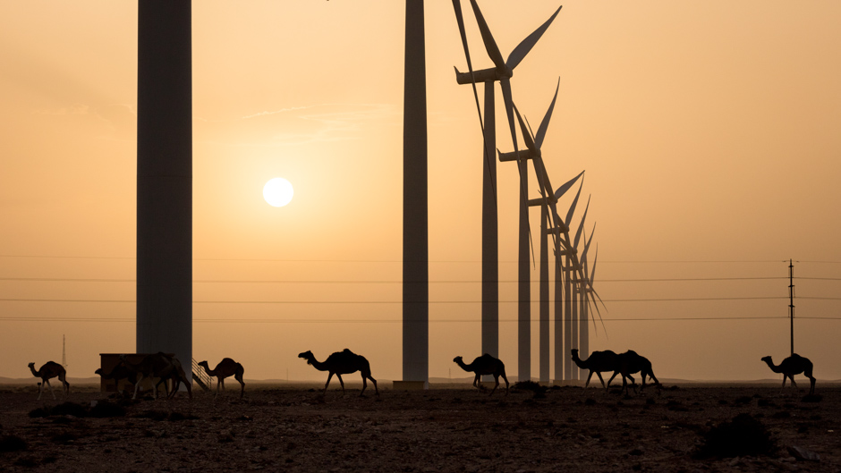Soluna, A Computing Firm plans 900MW Wind Farm In The Sahara Desert to Mine Bitcoin