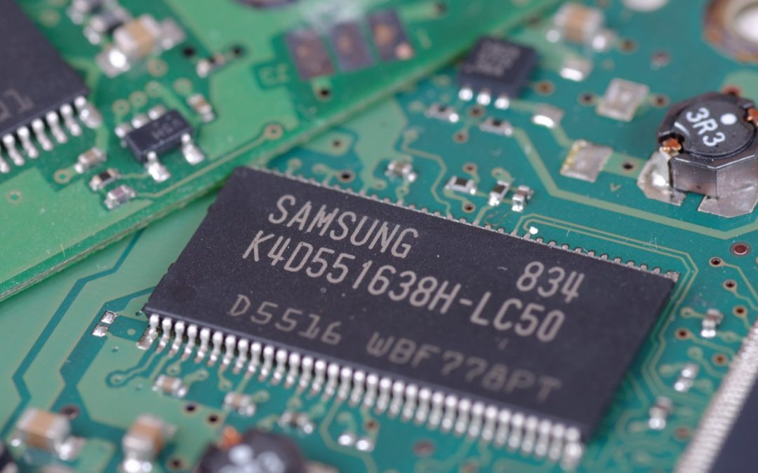 Squire Mining Ltd. Collaborates With Samsung For ASIC Bitcoin Mining Chips Manufacturing