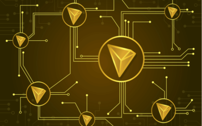 TRON (TRX) Hits A Third of Ethereum's Daily Transactions