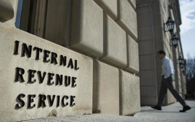 US Politicians Asks IRS To Submit Bitcoin Taxation Guideline By October 2018