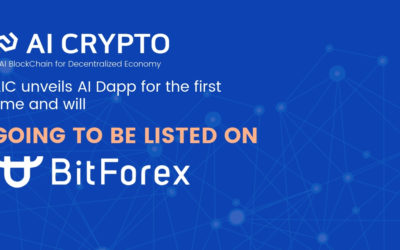 AIC Unveils World's First Artificial Intelligence dAPP ; AIC To Be Listed On BitForex