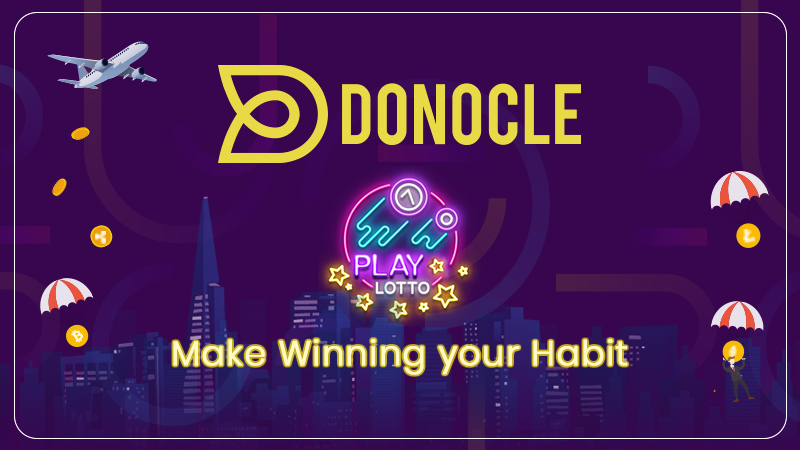 donocle | donocle ico | donocle coin | Donocle ICO | donocle blockchain lottery