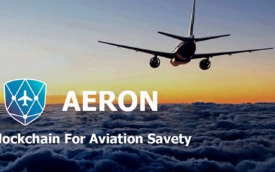 Disrupting Aviation Industry With Aeron Powered By Blockchain Technology