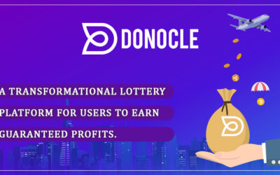 Donocle – Blockchain Based Lottery Platform For Users to Earn Guaranteed Profits