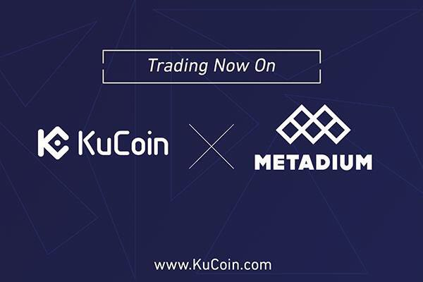 KuCoin Cryptocurrency Exchange Lists Metadium (META)