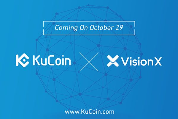 Kucoin vision x | kucoin VNX | kucoin cryptocurrency exchange