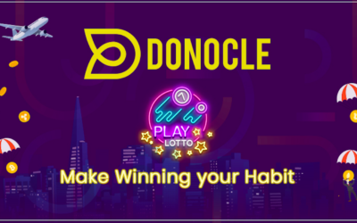 Donocle – Blockchain Technology Based Transparent Lottery Platform