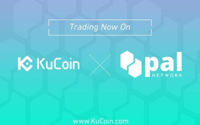 KuCoin Cryptocurrency Exchange Lists PAL Network (PAL)