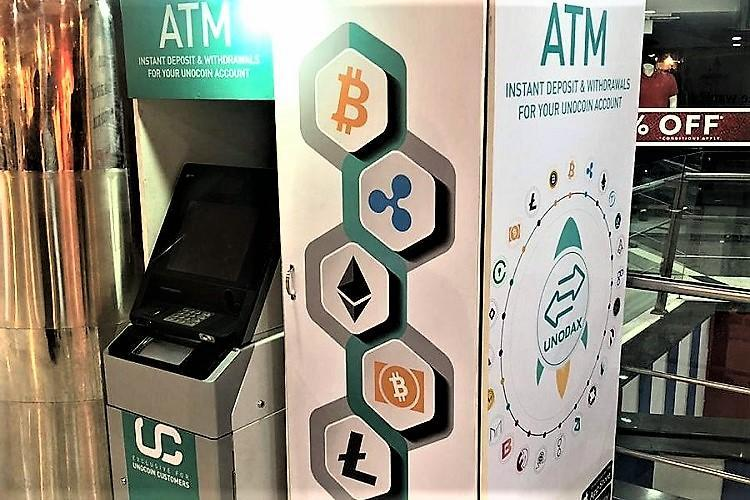 Satvik Vishwanath   Unocoin   Arrested   Bitcoin ATM Seized   Harish B V