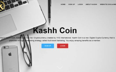 Another Crypto MLM Scheme Busted In India, Kashh Coin Founder Arrested In Delhi