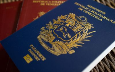 Citizens Of Venezuela To Pay For Passports In  Petro Cryptocurrency
