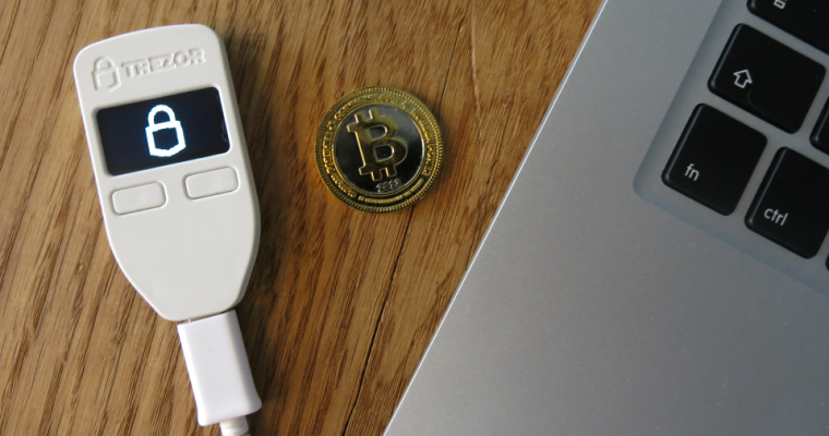Trezor | Cryptocurrency Hardware wallet | Bitcoin | Conversion