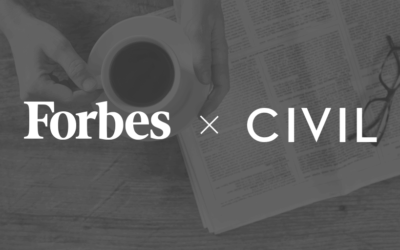 Forbes Partners With Civil To Publish Content on Blockchain Network