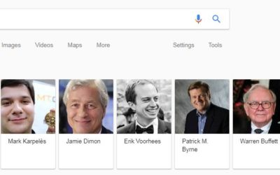 Google Says Warren Buffet Is The CEO Of Bitcoin