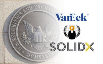 Insight Into The New Memorandum on VanEck-SolidX Bitcoin ETF, Released BY SEC