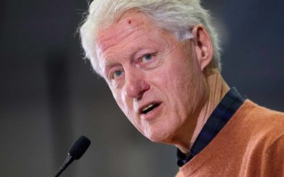 Over-Regulation Could Kill Blockchain, Says Former US President Bill Clinton At Ripple Conference
