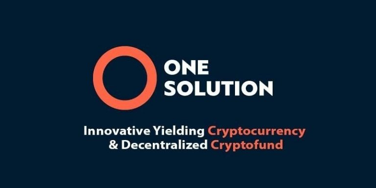 One Solution Ecosystem – Decentralized Fund Management For Investment In ICO's
