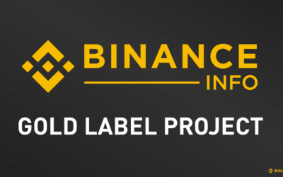Tron Beats Top 100 Crypto Projects To Get Listed On Binance Info Gold Label Project