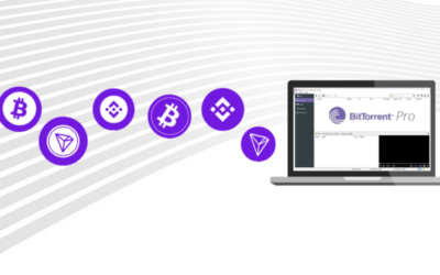 BNB, TRX And BTC Can Now Be Used To Pay For Tron's BitTorrent Products