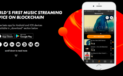 Moozicore Holding Company Launches MooziCoin Gold (MZG) Token Sale As They Introduce Groundbreaking Platform That Will Change The Way Background Music Is Played In Venues
