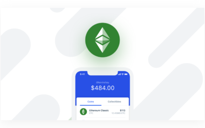 Coinbase Wallet Adds Storage Support For Ethereum Classic (ETC)
