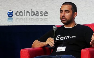 Balaji Srinivasan, CTO Of Coinbase Believes Cryptocurrencies Are Entering Mainstream