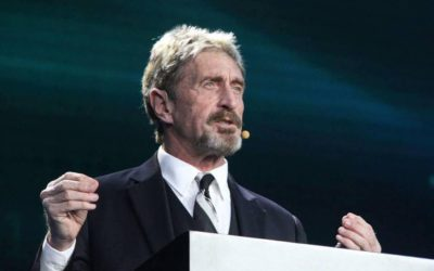 Bear Markets Are Like Winters, Which Are Always Followed By A Glorious Spring- Says John McAfee