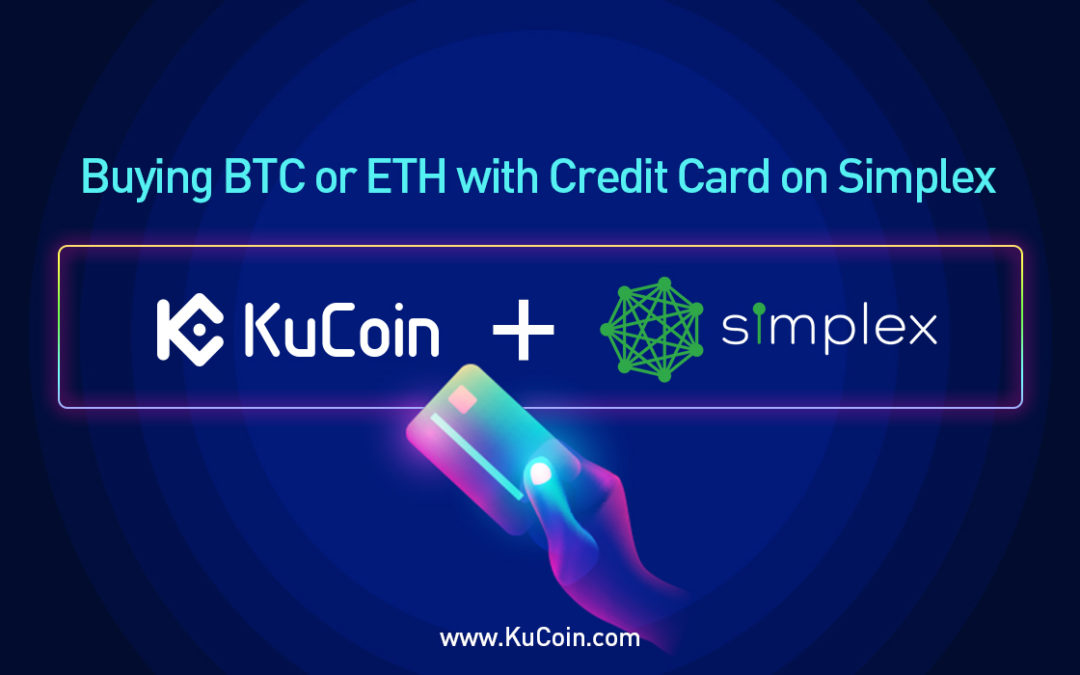 Buy Cryptocurrencies With Credit Card/ Debit Card From KuCoin Crypto Exchange