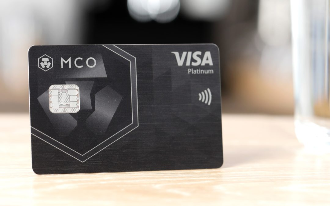Crypto.com Gets Approval To Launch Visa Crypto Card Supporting Bitcoin & Ethereum In The U.S