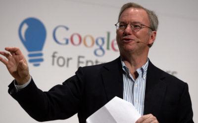 Ethereum Has Major Potential, Says Google Ex-CEO Eric Schmidt