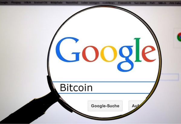 Google Search | Google | Bitcoin | Rise