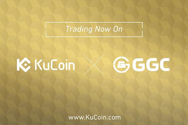 Gram Gold Coin Collaboration (GGC)  Is Now Part Of KuCoin's Pool Of Tradable and Unique Tokens